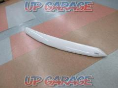 Toyota 30 series Alphard Late genuine Bonnet with top molding