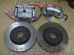 Front division / 4 divisions Toyota genuine (TOYOTA) Brake caliper + rotor set