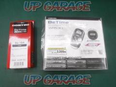 COMTEC (Comtech) BeTime WR 530 + Car make another special harness Be-164 (Toyota)