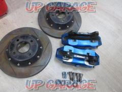 IDEAL Wagon R Front caliper Rotor Set