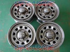 TSW Plated steel wheel