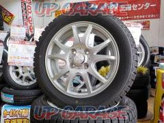 Fang Spoke wheels + DUNLOP (Dunlop) WINTER MAXX WM01