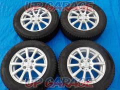 weds JOKER FLASH + Continental Contiviking Contact6 185 / 65R14 T XL