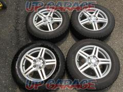 Unknown Manufacturer ROAD LINE + BRIDGESTONE (Bridgestone) ICE PARTNER 2