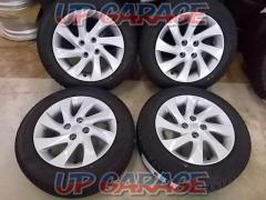 TOYOTA QNC / bB genuine + KUMHO WINTER CRAFT ice Wi 61