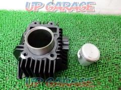 it was price cut! 3 KAWASAKI Genuine cylinder + piston