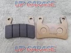 Brake pad Fine alloy 55 RK Part number RK-819 FA5