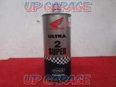 2-cycle engine oil Ultra 2 Super Honda genuine 1 L