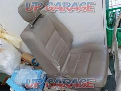 NISSAN Genuine Leather seat