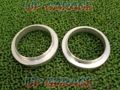 Unknown Manufacturer Aluminum spring spacer