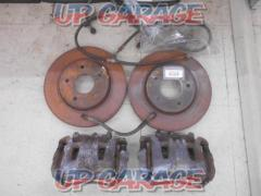 NISSAN Nissan C25 Serena genuine front brake set sold at a discount