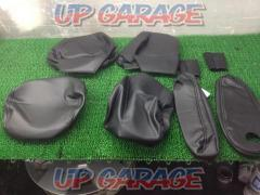 REGALIA Leather seat cover N-BOX JF1