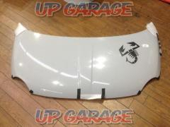 FIAT (Fiat) Abarth 500 Genuine Bonnet