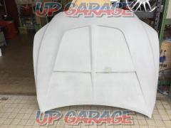 Unknown Manufacturer FRP made bonnet Toyota 120 series mark X Unpainted