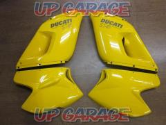 DUCATI / Ducati ST4S genuine side cowl + under cowl Used at '06