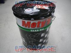 Unused Moty's GEAR OIL M409 GL-5 75W-140 T09228