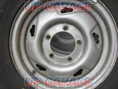 Unknown Manufacturer Steel wheel