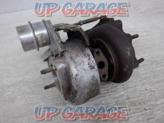 * With HKS reinforced actuator Nissan Genuine turbine 14411-50F00