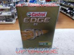Castrol (Castrol) EDGE RS 10W-50 4L Full synthetic oil