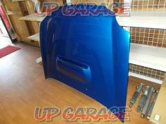 Subaru genuine (SUBARU) GDB Impreza Round headlight type Hood