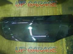 Unknown Manufacturer Carbon bonnet Toyota (TOYOTA) Hiace / 200 series 2 type narrow