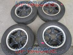 Unknown Manufacturer 5-spoke wheel + YOKOHAMA (Yokohama) YOKOHAMA ice GUARD G075