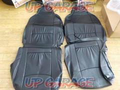 Unknown Manufacturer PVC leather seat cover