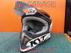 Size: M (The actual size is about S because it is small) KYT Japan STRIKE EAGLE K-MX helmet