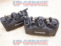 KAWASAKI Radial mount front brake caliper made by genuine TOKICO Left and right Z 900 RS