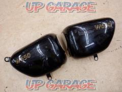 KAWASAKI Genuine side cover Left and right W650