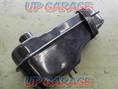 HONDA Fuel tank black No cap