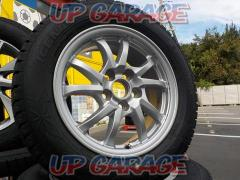 Toyota original (TOYOTA) Prius α Genuine Wheel + GOODYEAR (Goodyear) ICE NAVI 6