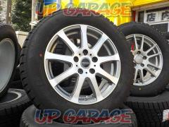 Laffite 9-spoke wheels + GOODYEAR (Goodyear) ICE NAVI 6