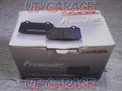 DIXCEL Premium Plus Fiat / Abarth Rear brake pad