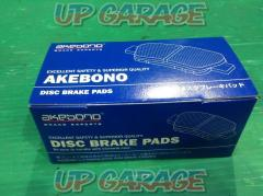 Akebono / akebono Rear brake pad AN-654WK