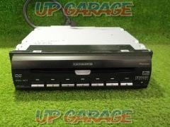 carrozzeria (Carrozzeria) XDV-P70 1DIN6-disc DVD changer Compatible with both general purpose / interlocking