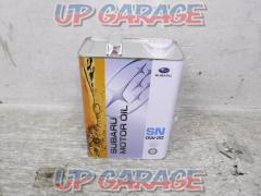 SUBARU MOTOR OIL For a four-cycle gasoline engine