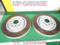DIXCEL Brake disc rotor Front High Performance Series WRX (VAB) STI 14.8 ~ etc.
