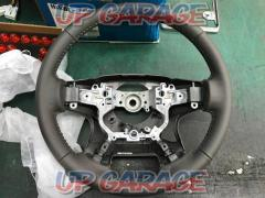 TOYOTA Prado genuine leather steering