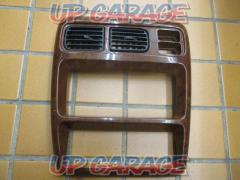 Honda HM1 Vamos Genuine Wood panel