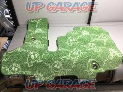 Honda genuine (HONDA) [08P16-PD2-010A] floor mat Barbapapa model