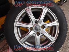 Pocket money price Bargain basement  MiLLOUS RE 7-spoke + GOODYEAR (Goodyear) ICENAVI 6