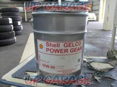 Shell GELCO POWER GEAR (ゲルコパワーギア)