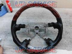 Unknown Manufacturer Wood combination steering Hiace 200 series