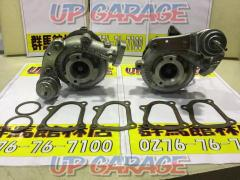 Toyota original (TOYOTA) JZA70 Supra genuine turbine (CT12A) 2 split