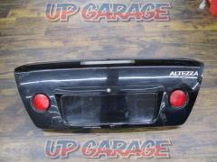 Toyota Altezza (SXE10) Previous term) Genuine trunk * With rear spoiler and tail
