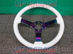 Unknown Manufacturer 3-spoke steering