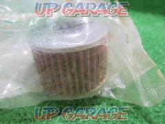Honda original (HONDA) Oil element oil filter 15412-KF0-010