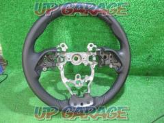 50 system Prius genuine leather steering wheel