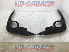 Toyota original (TOYOTA) [81482-52480 / 81481-52580] Sienta (NSP170 series) genuine Front side garnish / fog cover Right and left